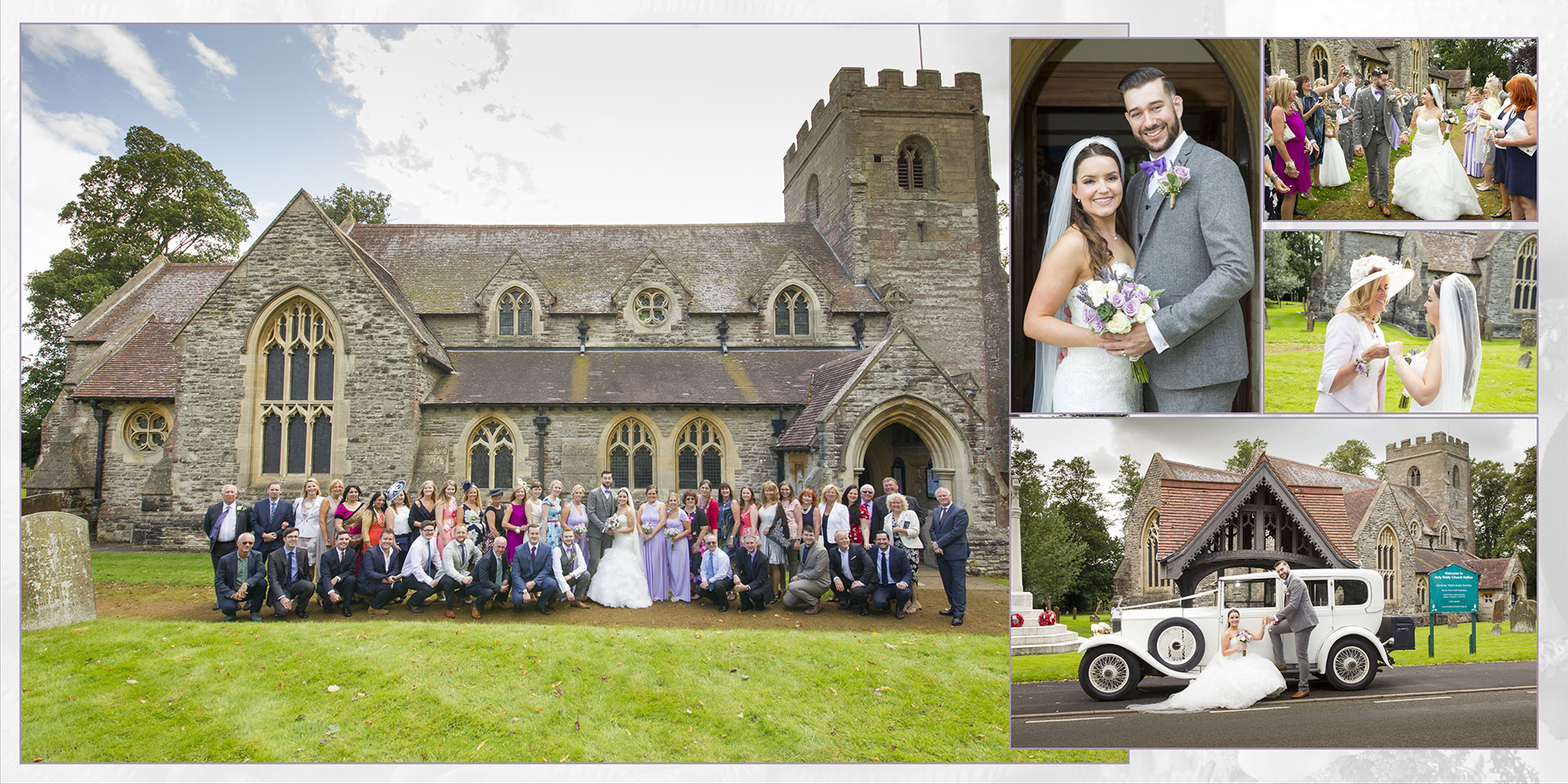 Warwickshire wedding by Victoria Jane Photography