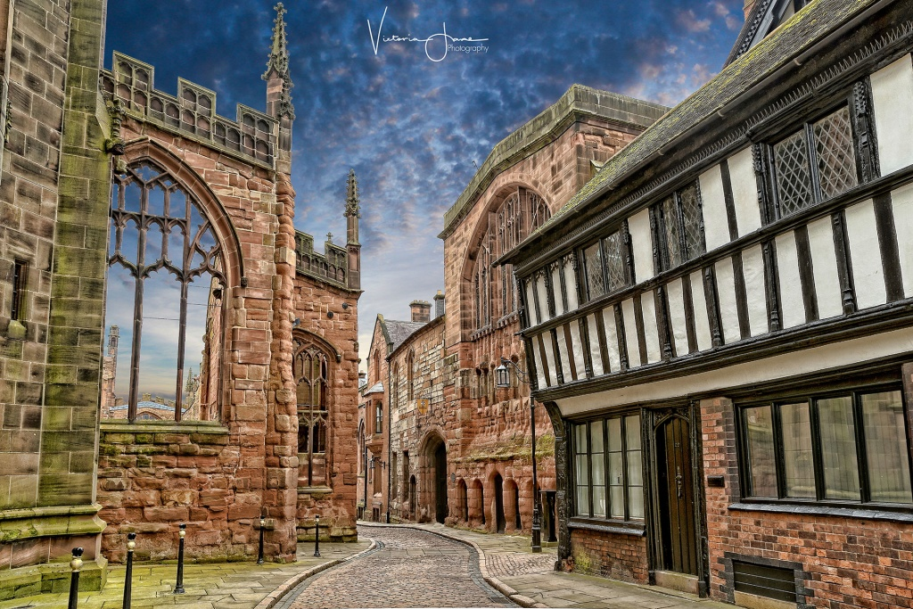 Architectural image of St Mary's Guid, Coventry