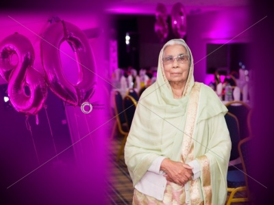 Kuldips 80th Birthday